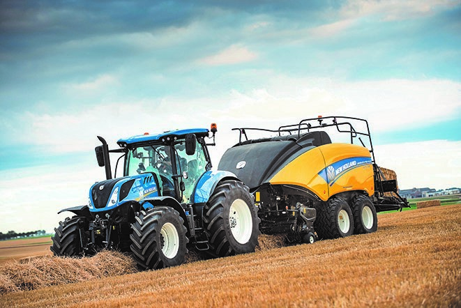 Anunador Loop Master New Holland CEVIT