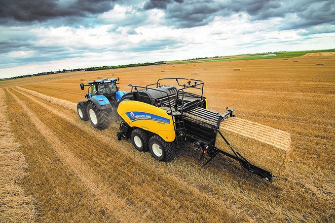 Anunador Loop Master New Holland ITT CEVIT