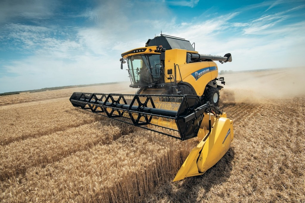 Cosechadora New Holland Cx7 CX8 CM93