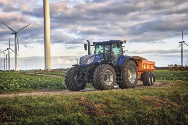 ITT CM93 New Holland