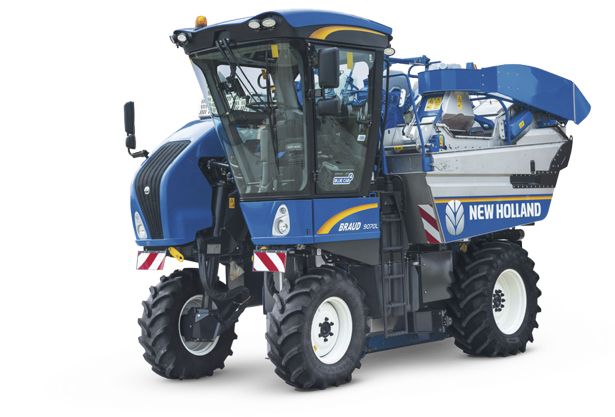 New Holland ITTL CEVIT