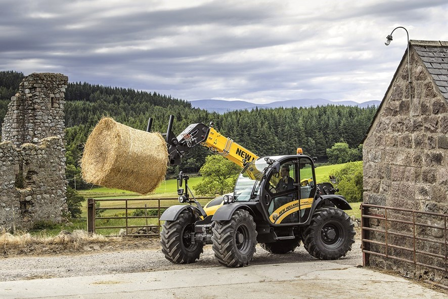 New Holland ITT CM93 serie TH