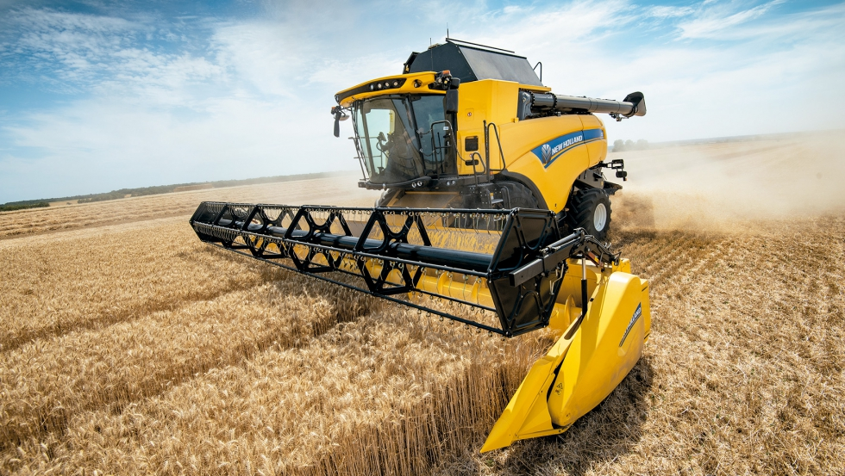 New Holland T5 Dynamic Command FIMA 2020