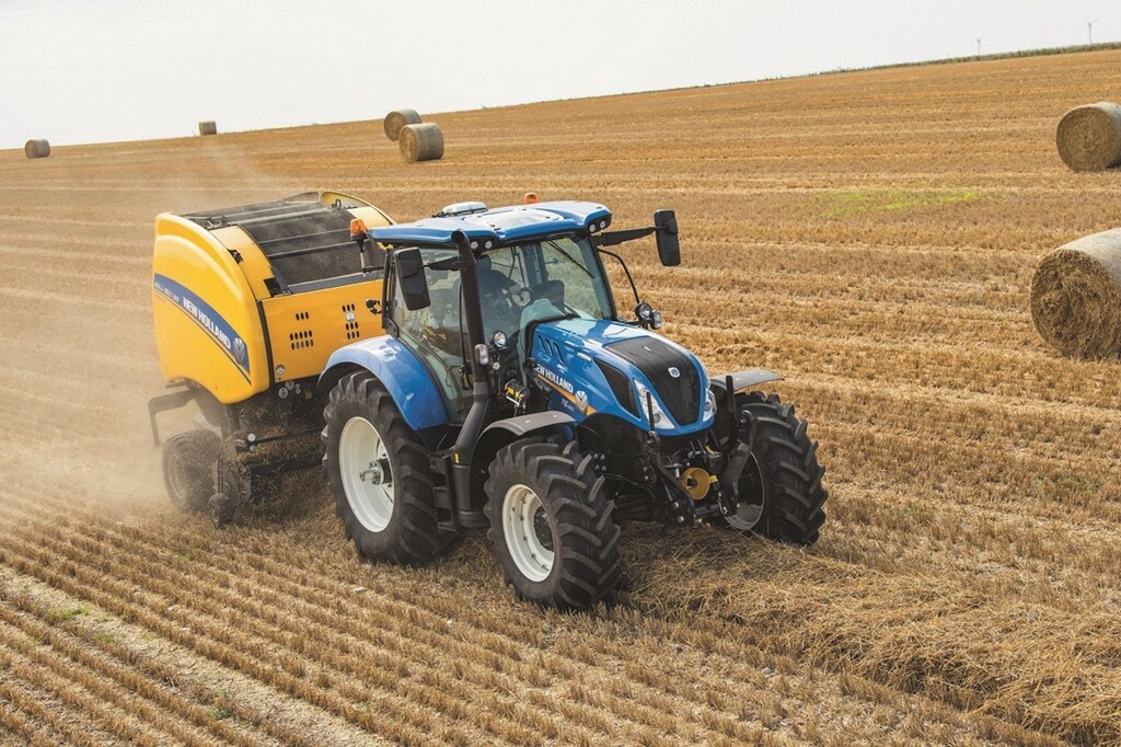 New Holland serie T6