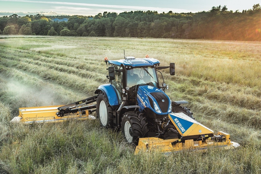 Segadoras New Holland