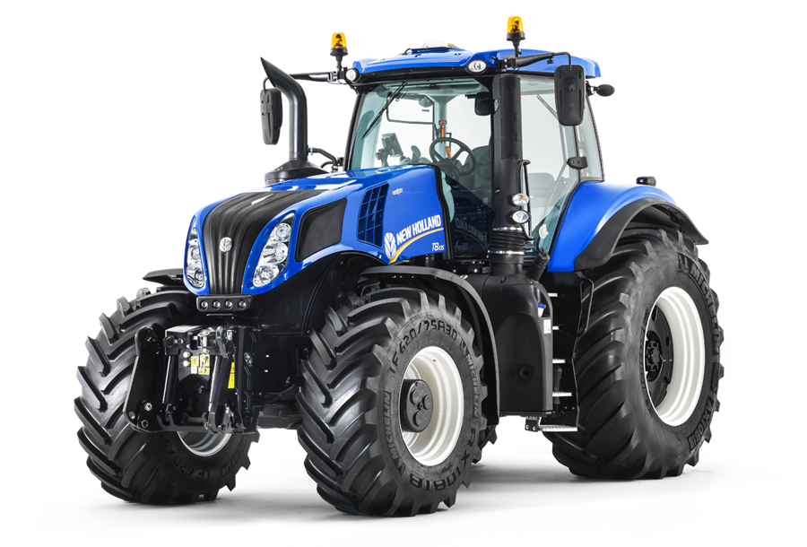 tractores CM93 New Holland