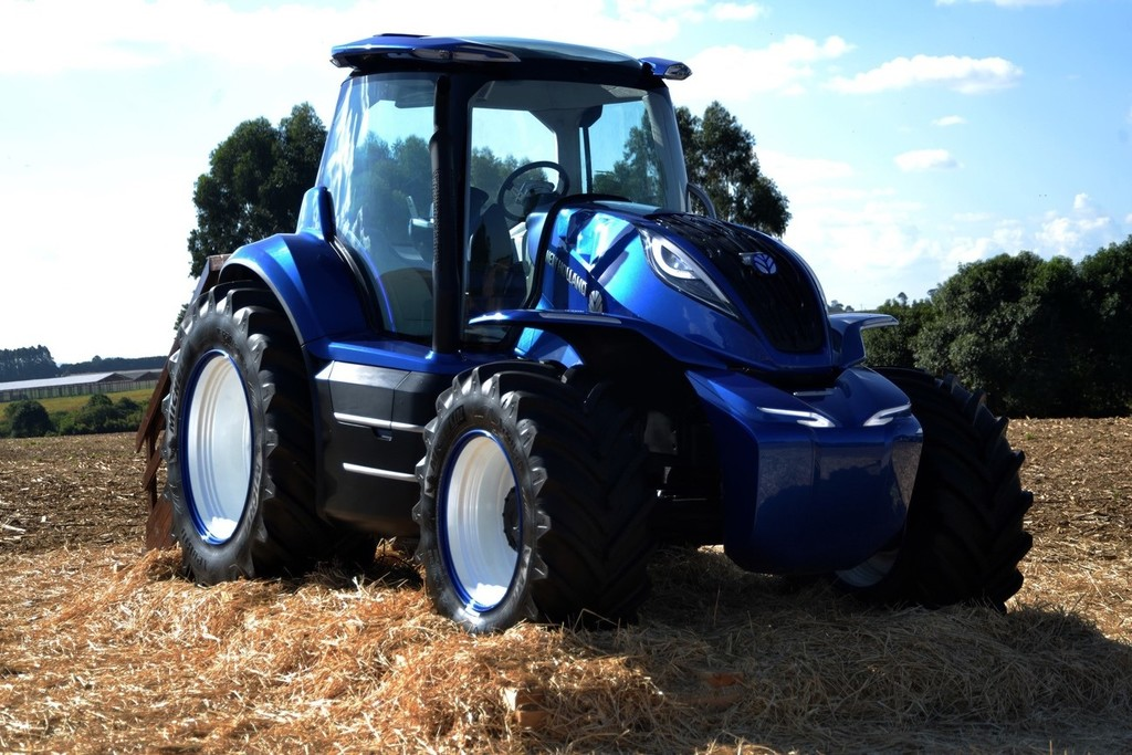 tractores New Holland CM93