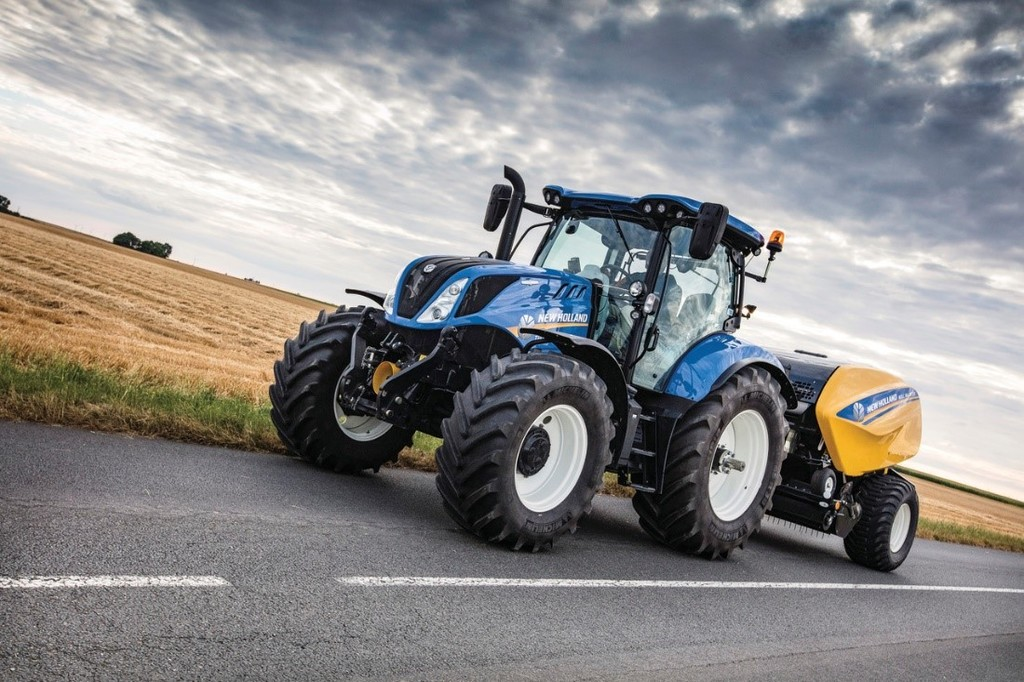 tractores New Holland CM93 ITT