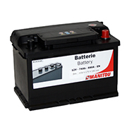 Batteries Manitou ref 275727